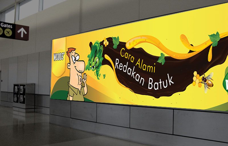 Billboard Airport Design