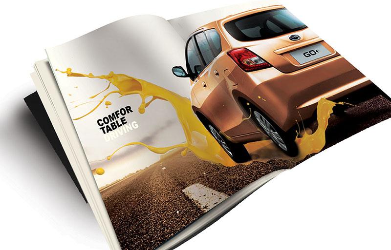 Branding Magazines